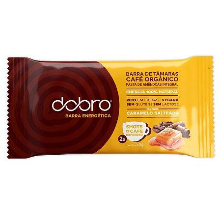 Barra Energética Caramelo Salteado 50g - Dobro