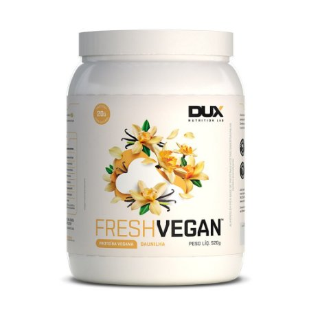 Fresh Vegan Baunilha 520g - Dux Nutrition