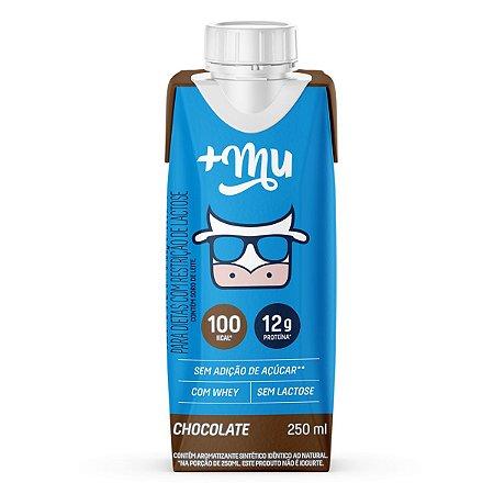 +Mu Pronto Chocolate 250ml - Mais Mu