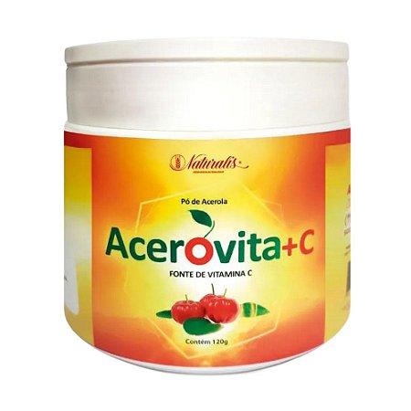 Acerovita + C 120g - Naturalis