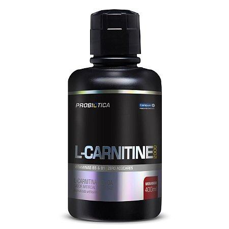 L-Carnitina 2000 Morango 400ml - Probiotica