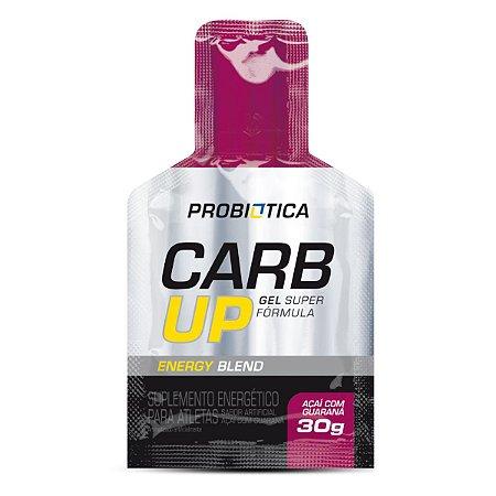 Carb Up Gel Super Formula Açaí com Guaraná - Probiotica