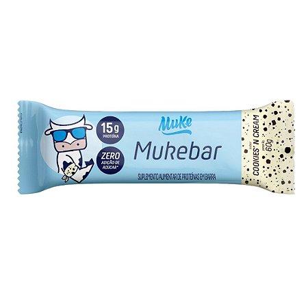 Mukebar Muke Cookies n Cream 60g - Mais Mu