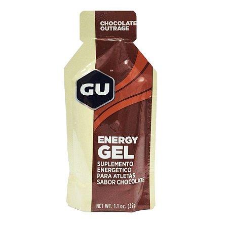 GU Energy Gel Chocolate 32g - GU