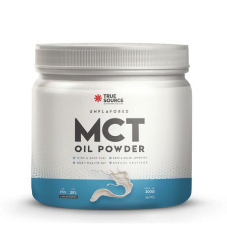 Mct Oil Powder Sem Sabor 300g - True Source