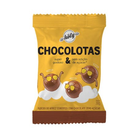 Chocolotas 30g - Holy Nuts