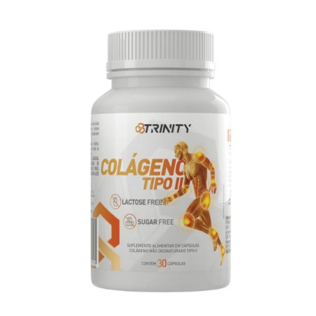 Colágeno Tipo 2 30 Cápsulas - Trinity