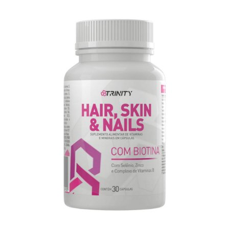 Hair Skin & Nails 30 capsulas - Trinity