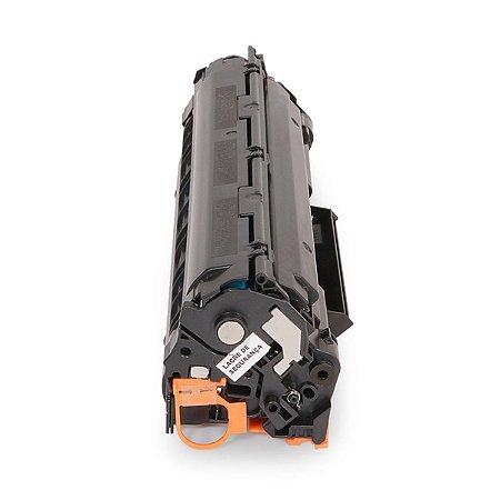Cartucho de toner compatível Para HP Laserjet M1217
