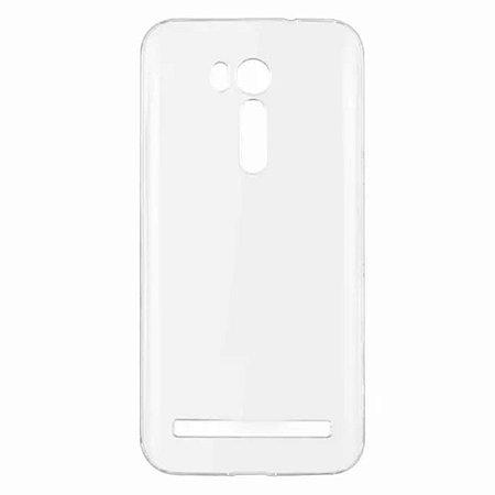 Capa de silicone transparente para Zenfone GO Live ZB551KL tela de 5.5 polegadas