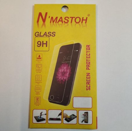 Película de vidro plana para LG Q6 / Q6 Plus