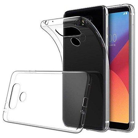 Capa de silicone transparente para LG G6