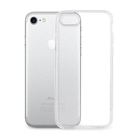 Capa de silicone transparente para iPhone 7/8 (4.7)