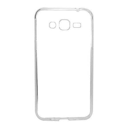 Capa transparente (Silicone) para Samsung J7 PRIME Anti-Choque