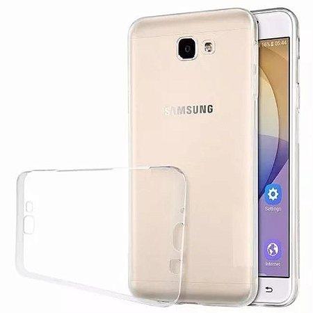 Capa transparente (Silicone) para Samsung J5 PRIME