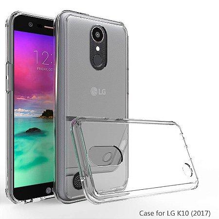Capa (Capinha) em silicone transparente para K10 2017