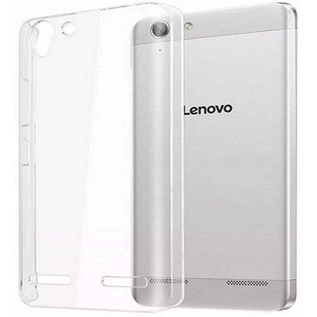 Capa (Capinha) em silicone transparente para LG K5 Antigo