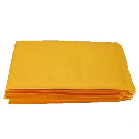 Papel Kraft GOLD 66 cm X 96 cm (75g) c/ 100 folhas - Grande