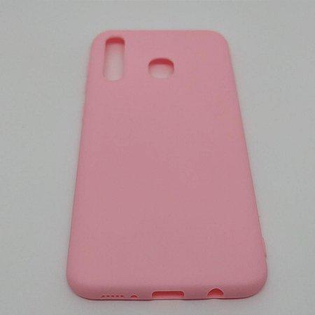 Capa para Samsung A20 ou A30 - Rosa Chiclete