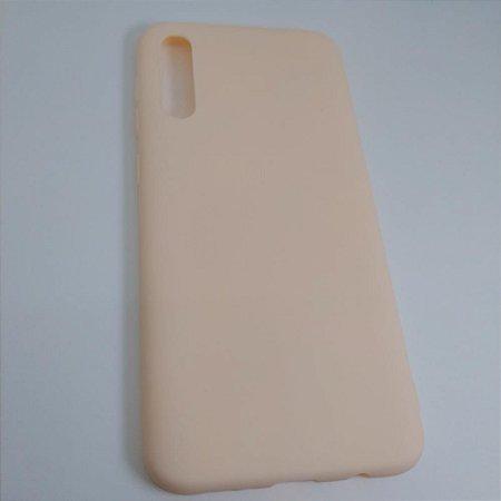 Capinha de celular para Samsung A50 ou A30S - Salmão