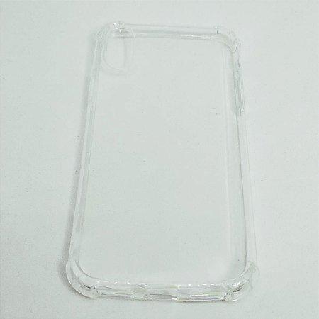 Capinha transparente Anti-Choque para iPhone X (5.8)