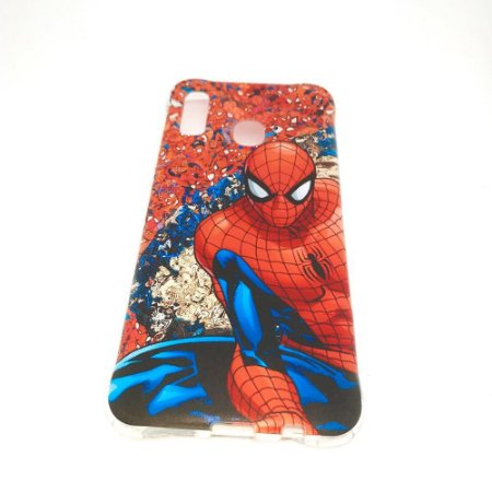 Capa para celular do Samsung A20 / A30 - Homem Aranha