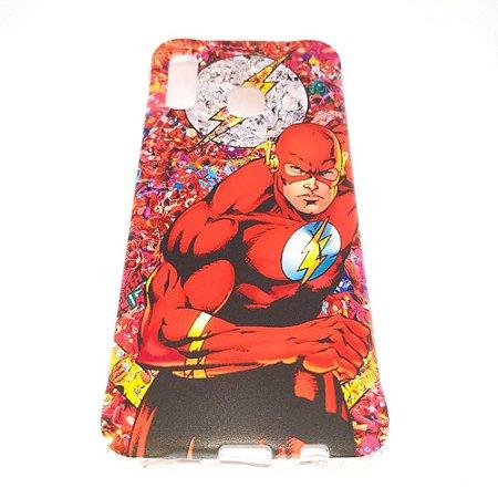 Capa para celular do Samsung A20 / A30 - The Flash