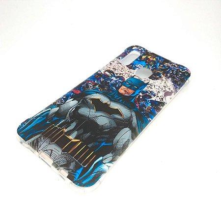 Capa para celular do Samsung A20 / A30 - Batman