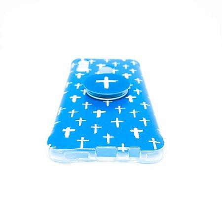 Capa para celular do Samsung A20 / A30 - Multi Cruz