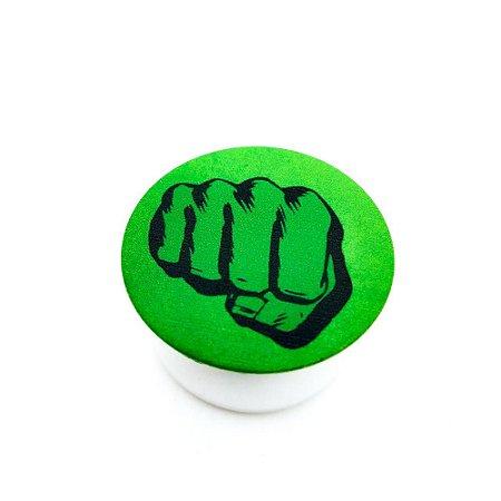 PopSocket (Pop Socket Personalizado) Suporte Hulk