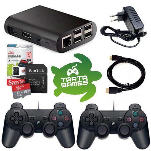 Vídeo Game 13.000 Jogos + 2 Controles [Promoção de Natal]