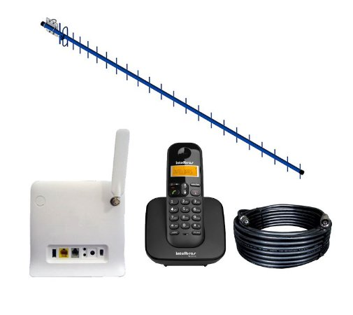 Kit Internet Rural Eldtec 22dbi