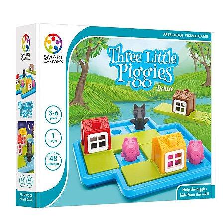 Three Little Piggies Deluxe - Smart Games