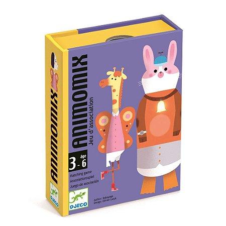 Jogo de Cartas - Animomix - Djeco
