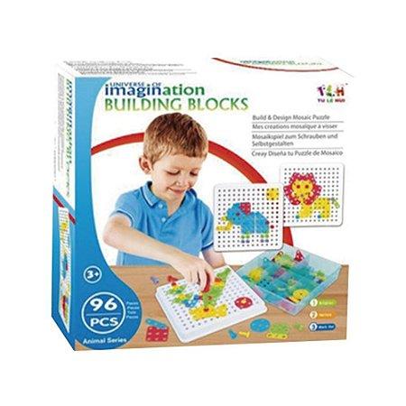 Imagination Building - 96 peças