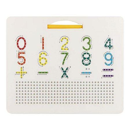 Magforma Board - Dupla face letras e números