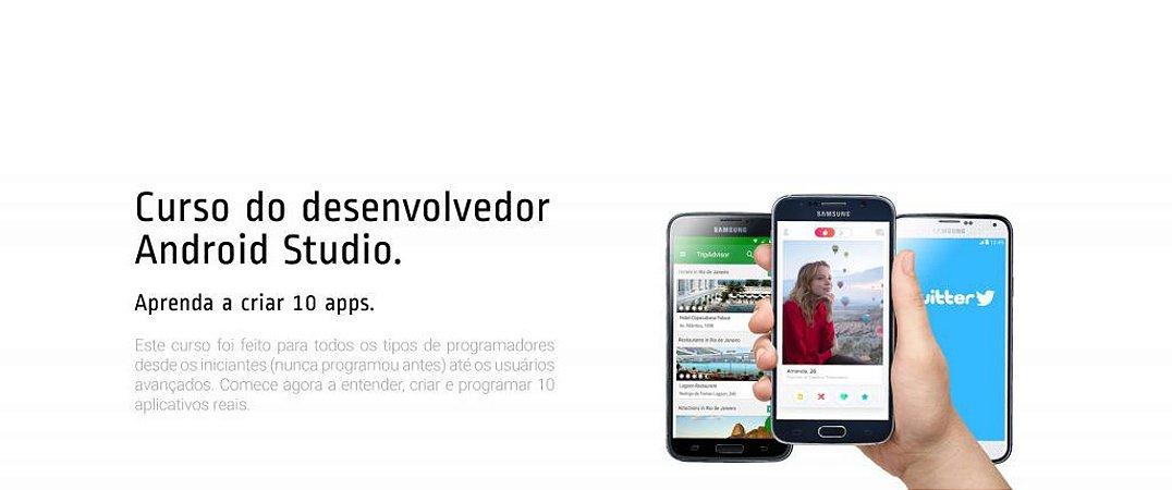 Desenvolvedor Android Studio