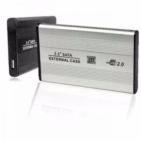 Gaveta para HD SATA 2.5 USB 2.0 - KNUP