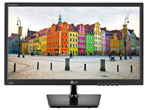 "Monitor LG LED 19,5"" 20M37AA Vesa Bivolt"