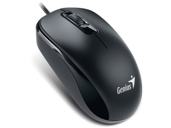 Mouse Óptico Genius USB DX-110