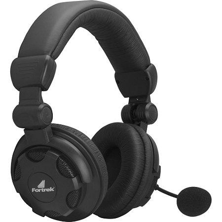Headset Gamer Hs-311 Preto Fortrek
