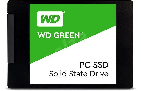 HD SSD Western Digital 120GB S-ata 3