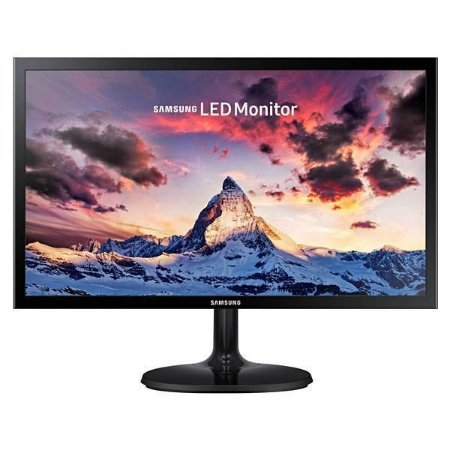 "Monitor Slim Samsung S24F350FHL 24"" LED HDMI"