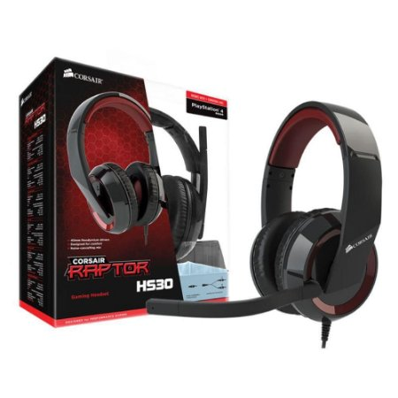 Headset Gamer Corsair Raptor HS30