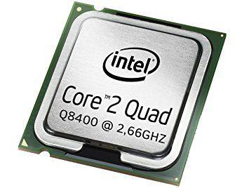 Processador Intel Core 2 Quad Q8400 2.66ghz 775 ( Semi - Novo )