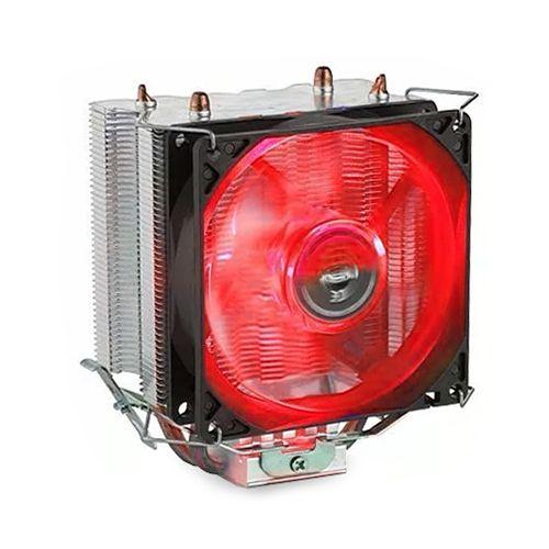 COOLER P/PROCESSADOR UNIVERSAL P/INTEL E AMD1 VERMELHO DX-9000 DEX - 01 Cooler