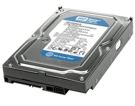 HD 160GB Western Digital Sata II 8MB Cache 7200RPM - WD1600AAJS