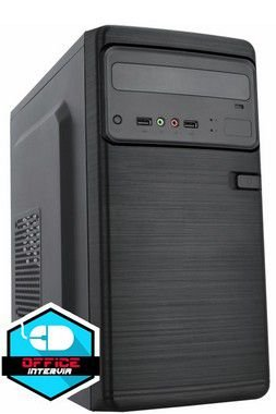Computador Office1 Core i3 4150 3.5Ghz 3M + 4GB DDR3 1333Mhz + HD 250GB + Gabinete.