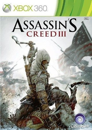 Assassins Creed 3 - Xbox 360 Mídia Física Usado