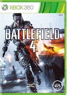 Battlefield 4 - Xbox 360 Midia fisica Usado